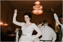 Kelsey Jay Wintry Roanoke Wedding Hudson Valley