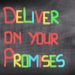Promises Promises Promises