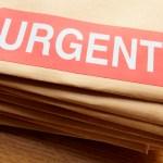 urgent but not important