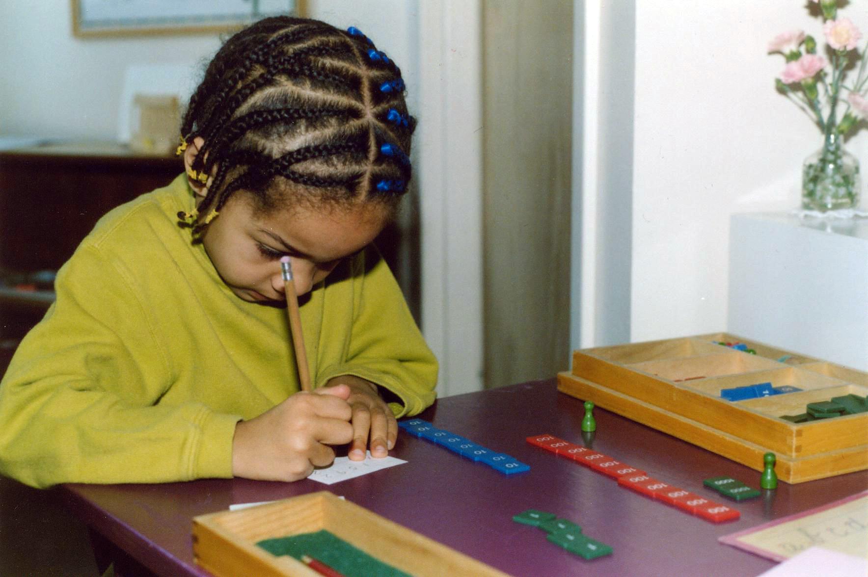 Seeing Your Child The Montessori Way