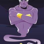 can you see the genie in your child?