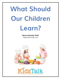 What Should Our Children Learn