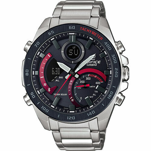 CASIO EDIFICE SOLAR BLUETOOTH ECB-900DB-1AER