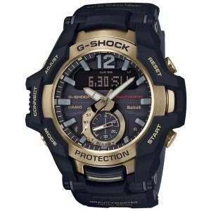 Casio G-Shock GravityMaster / GR-B100GB-1AER / Solar & Bluetooth