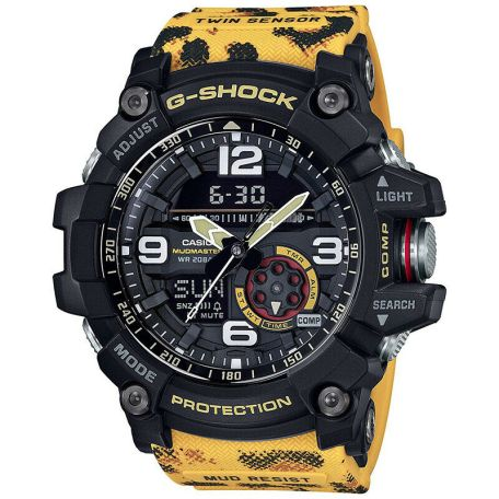 Casio G-shock Mudmaster Wildlife promising GG-1000WLP-1A