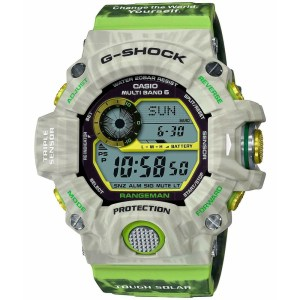 "Casio G-shock Rangeman ""Love the sea and the earth"" / GW-9404KJ-3JR"