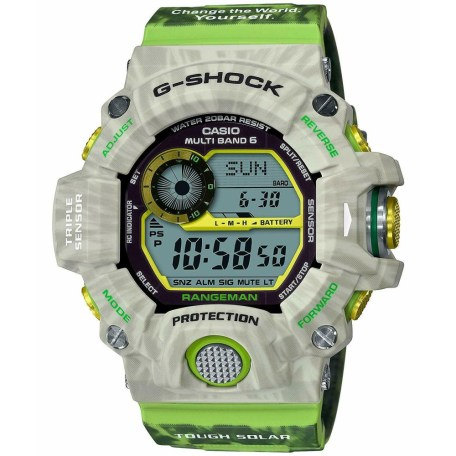 Casio G-shock Rangeman Love the sea and the earth GW-9404KJ-3JR