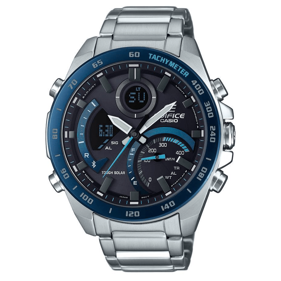 Casio Edifice ECB-900DB-1BER / Solar & Bluetooth