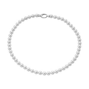 """Collar Majorica """"Lyra"""" 7mm – Plata de ley – 09859.01.2.021.010.1"""