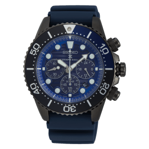 "Seiko Prospex Diver Solar ""Save the ocean"" – SSC701P1"