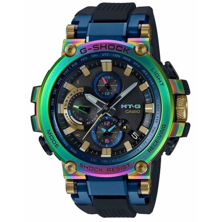 Todos los G-Shock MTG-B1000, Todos los modelos G-Shock MTG-B1000