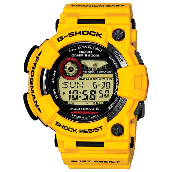 """G-Shock Frogman, Resumen de todos los modelos """"Frogman"""" desde 2009!!!"""
