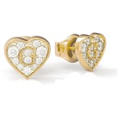 pendientes guess g shine ube79073