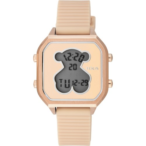 Reloj Tous D-Bear Teen Square 100350395