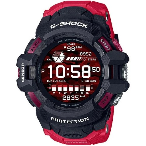 Reloj G-Shock G-Squad Pro GSW-H1000-1A4ER