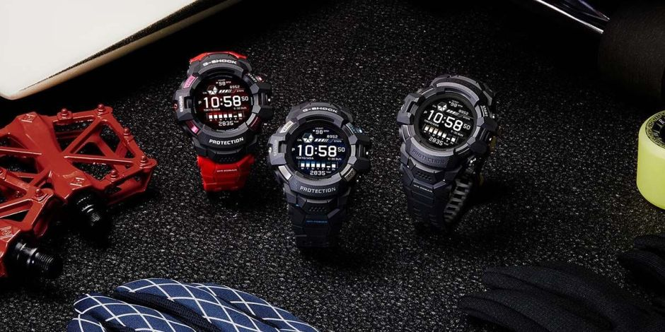 G-Shock G-Squad Pro GSW-H1000, G-Shock G-Squad Pro GSW-H1000