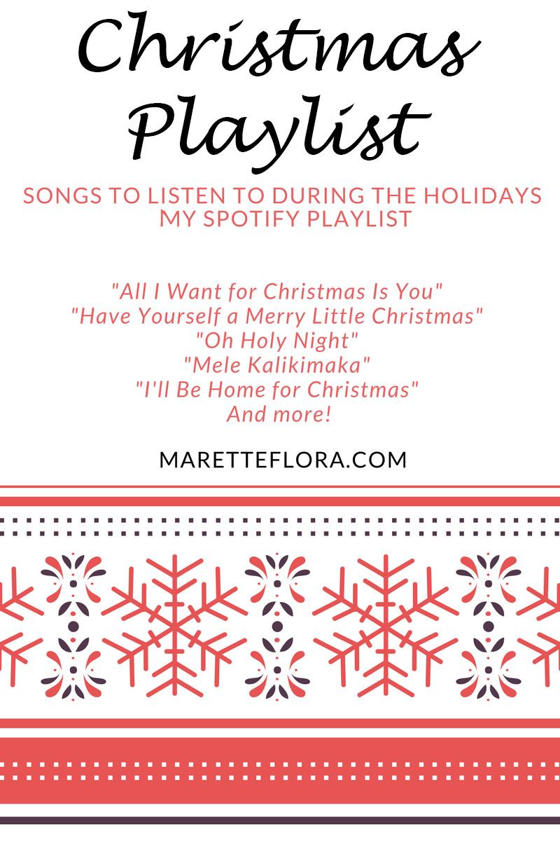 December Playlist | Christmas Songs