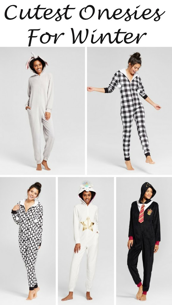 5 Onesie Pajamas to Keep You Warm This Winter