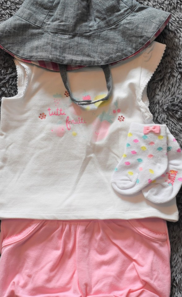 Baby Girl Clothing Haul, Wish List and a Baby Product Giveaway