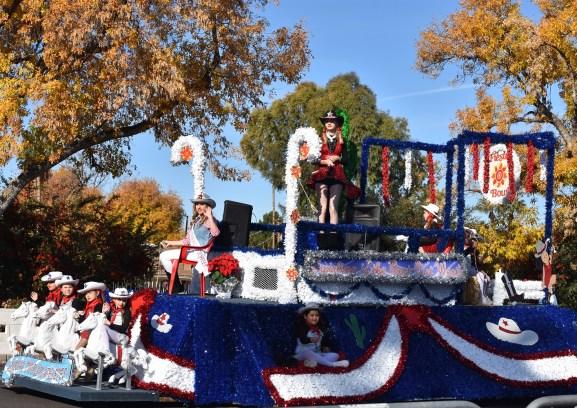 Fiesta Bowl Parade 2017