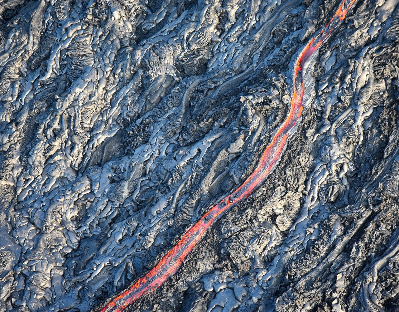 Lava Helicopter Tour with Paradise Helicopters