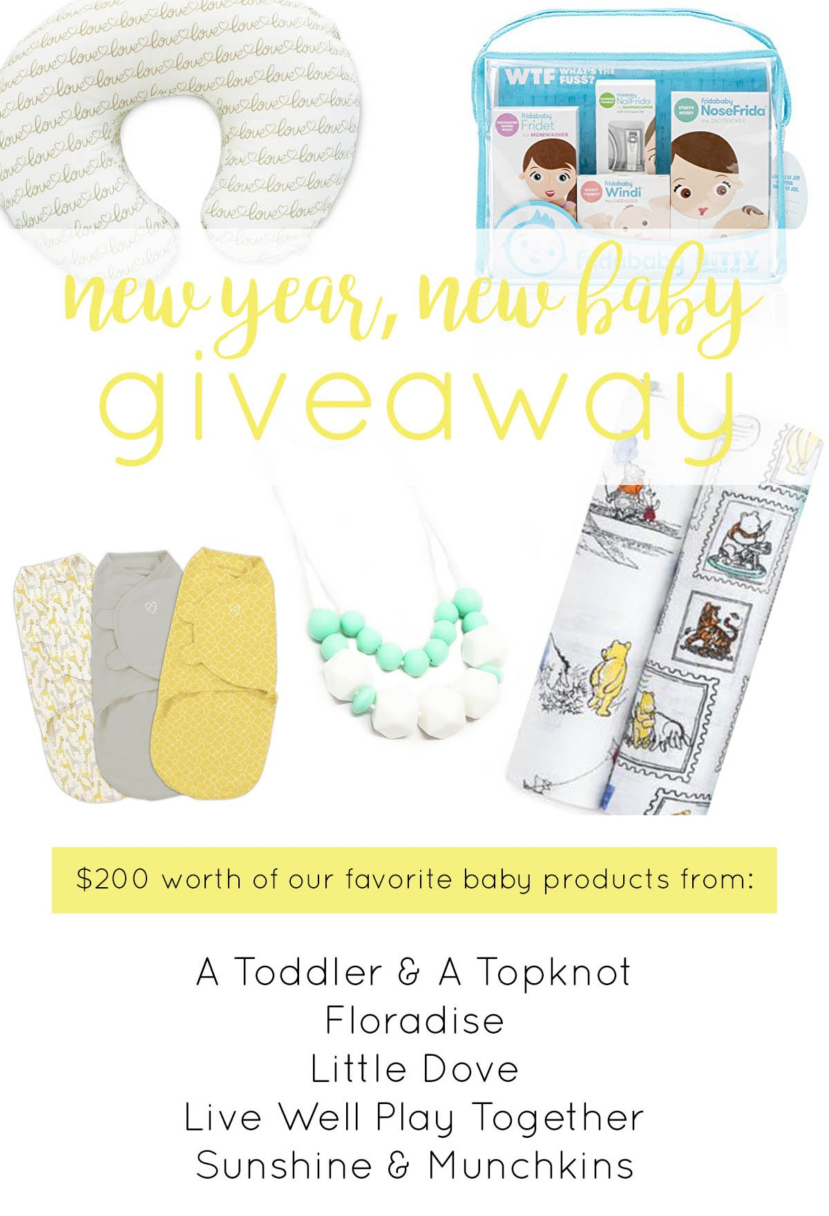 Baby Clothing Haul & Wish List | New Year, New Baby Giveaway!