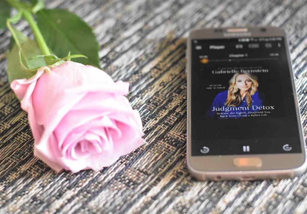 Judgment Detox by Gabrielle Bernstein on Audible