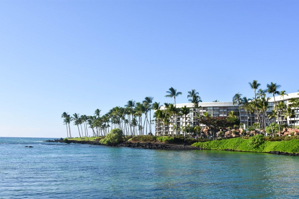 Hilton Waikoloa Resort, Big Island, Hawaii