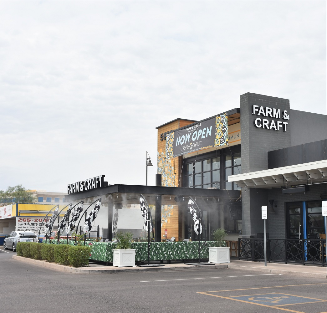 Phoenix Eats: Farm and Craft