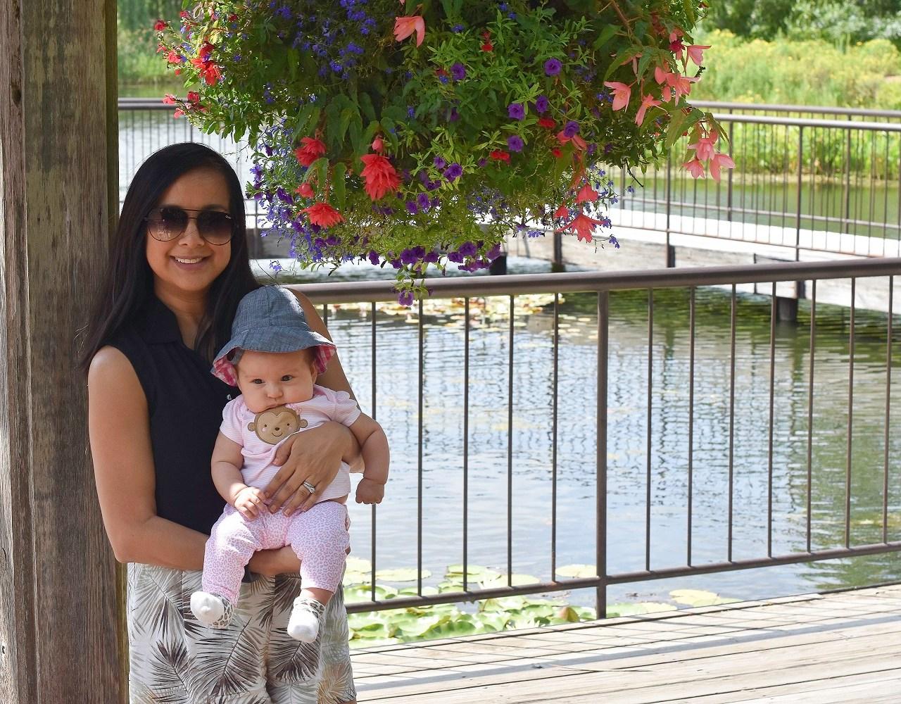 Summer Stroll at the Chicago Botanic Garden