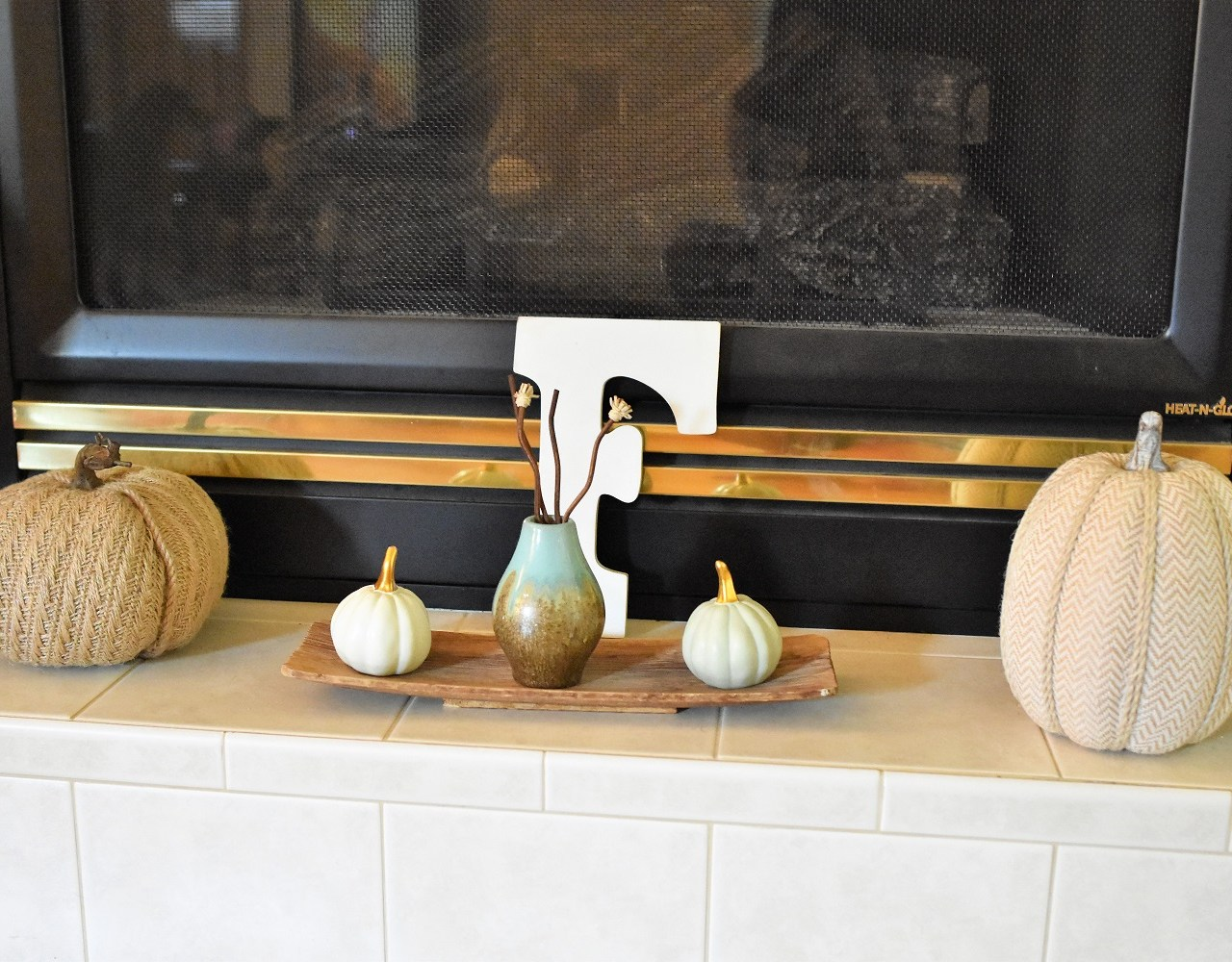 Affordable Fall Decor and the Perfect Tea for Autumn