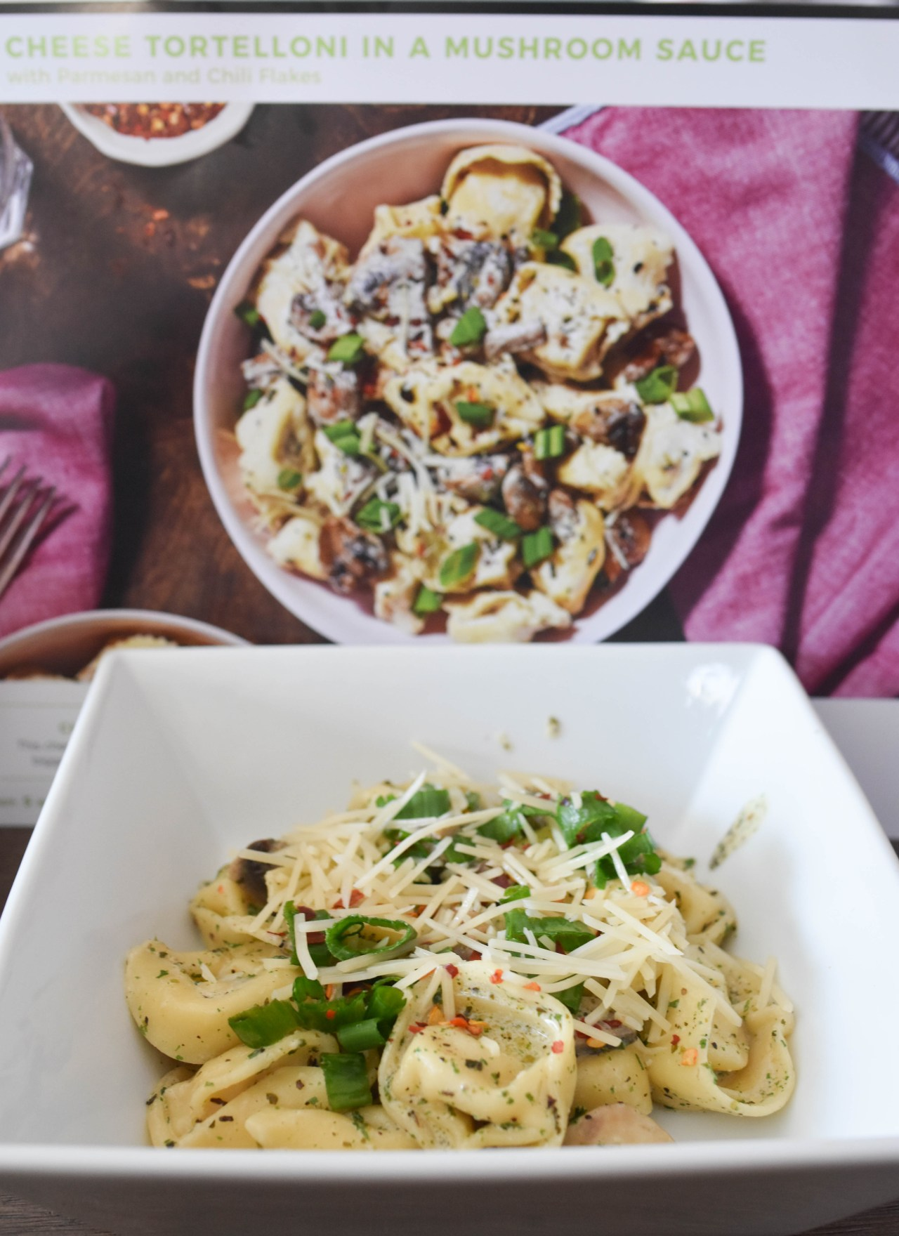My Thoughts on My First Week of Hello Fresh Meals