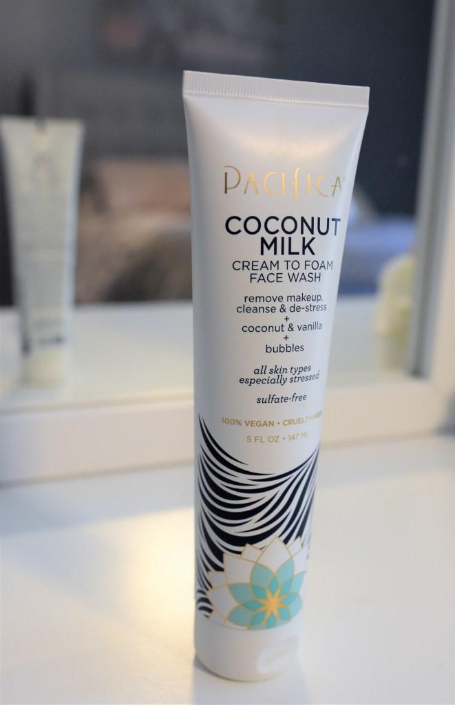 Pacifica Cream to Foam Face Wash