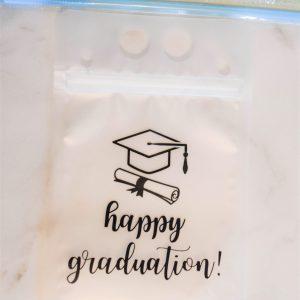Graduation Adult Party Pouch
