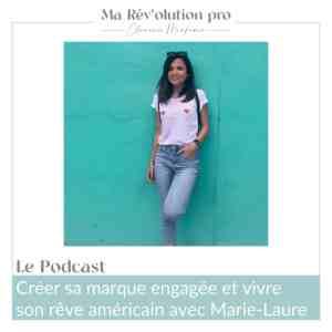 Créer sa marque de mode Marie-Laure Desnoulez