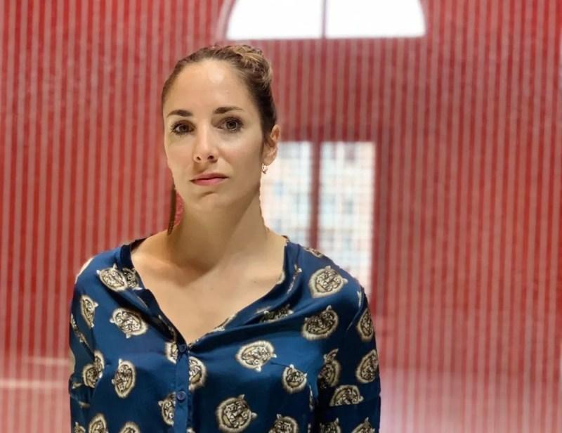 Emma Popieul travaille sur les peurs.