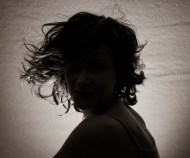 Playing with light, shadow, and a new Speedlite.