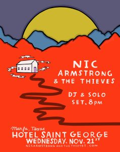nic armstrong thanksgiving show