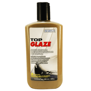Compuesto abrillantador Top Glaze 465ml marflo PT3004