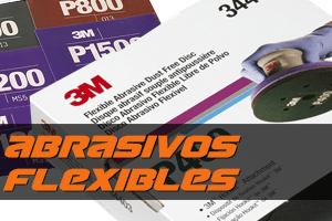 Abrasivos flexibles