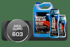 azul claro 603