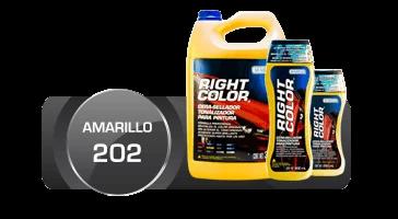 right color, amarillo 202, marflo, cera de color