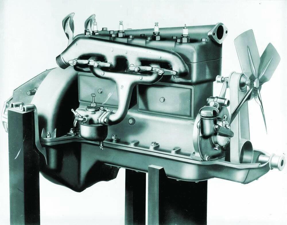 motor T