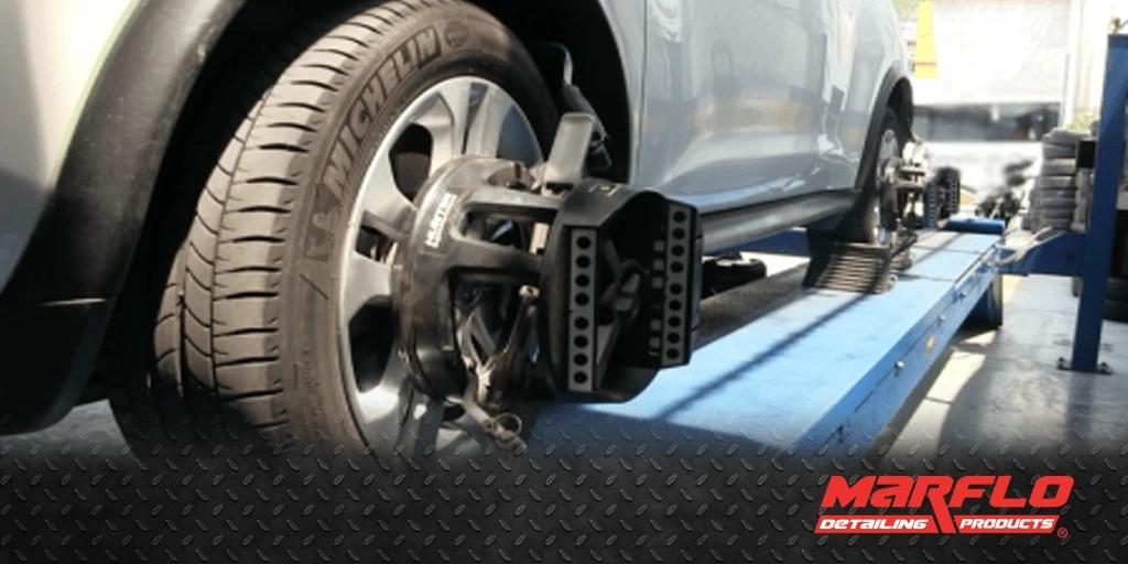 ¿Cuando hacer alineación y balanceo a tu auto?