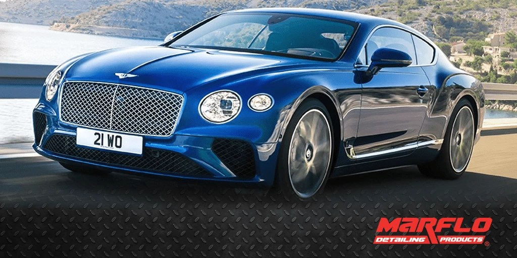 Autos de ensueño – Bentley Continental GT