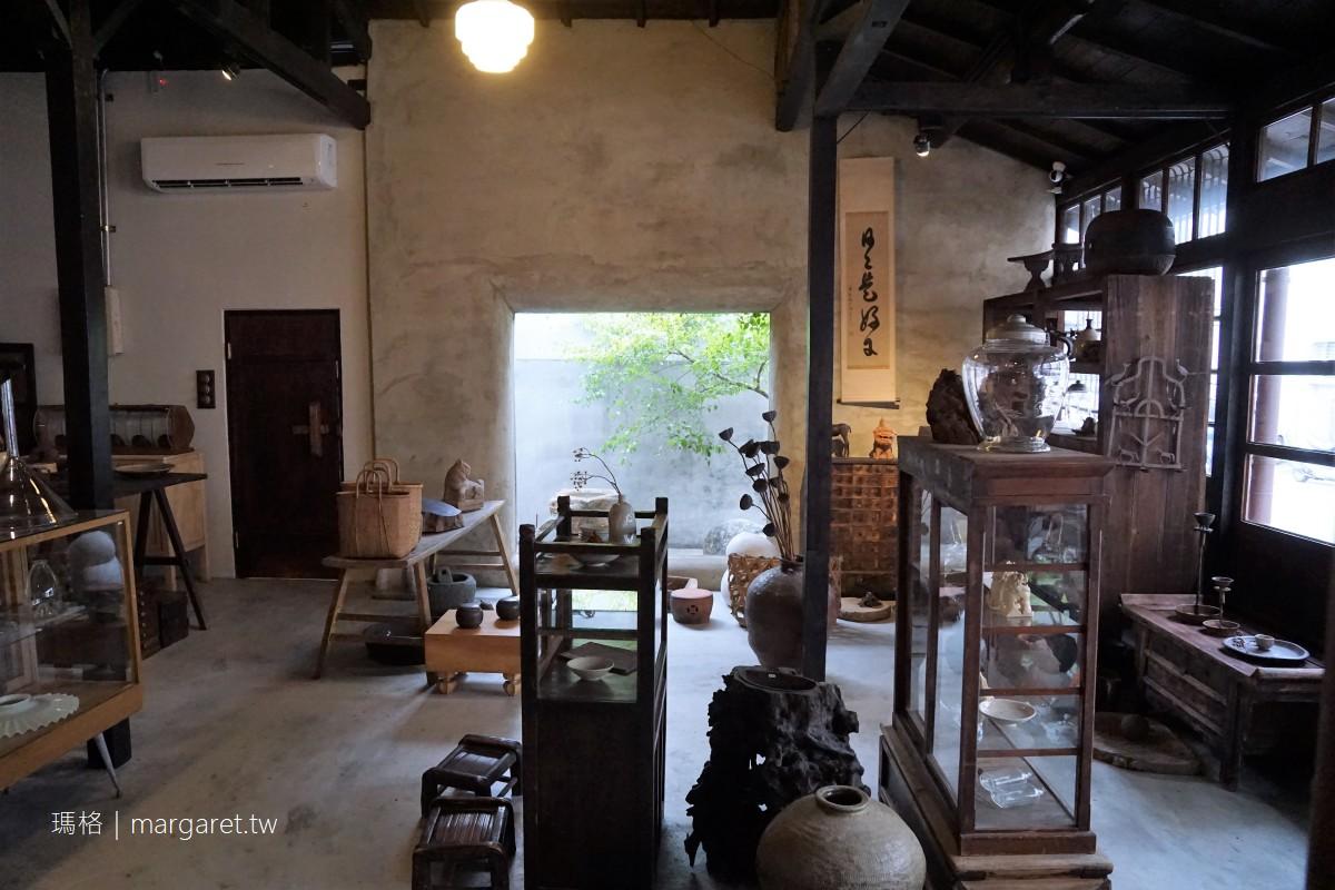 舊美好。生活器物。古道具|嘉義百年老屋凝鍊成詩的雋永 @瑪格。圖寫生活