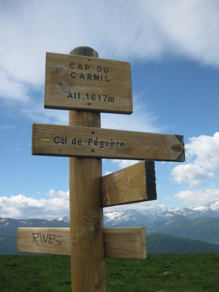 ...and here's the signpost to prove it