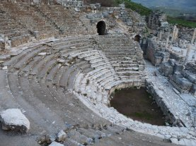 The Odeon: the debating chamber