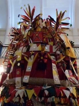 Ijele: masquerade of the Igbo