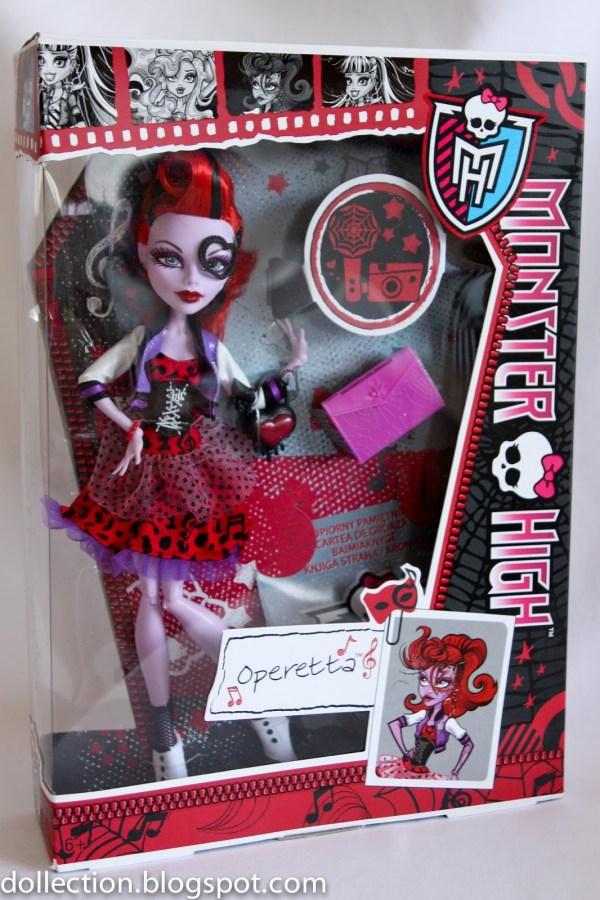 # 41 Monster High Operetta Day Doll - Margaret Ann